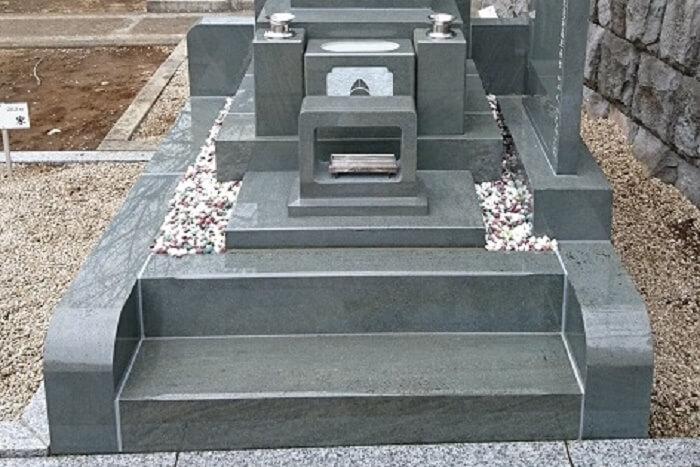 本小松石墓石2017042304