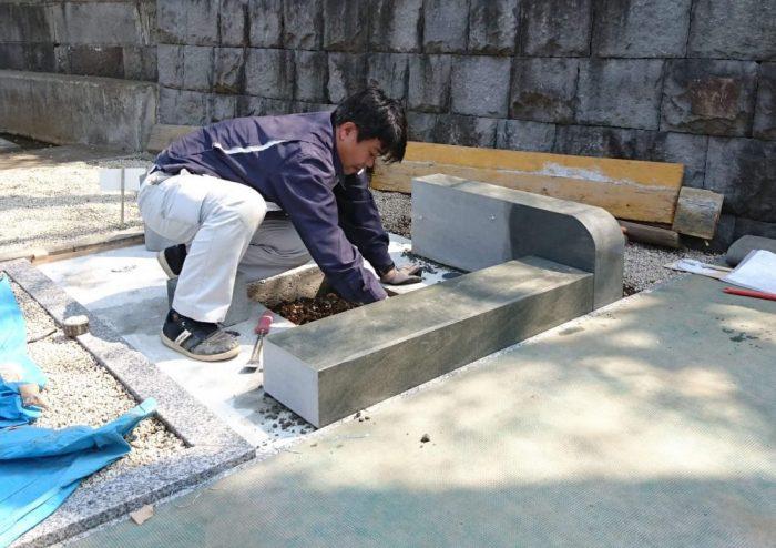 本小松石墓石2017050404
