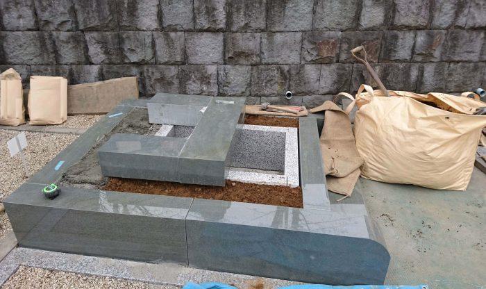 本小松石墓石20170506