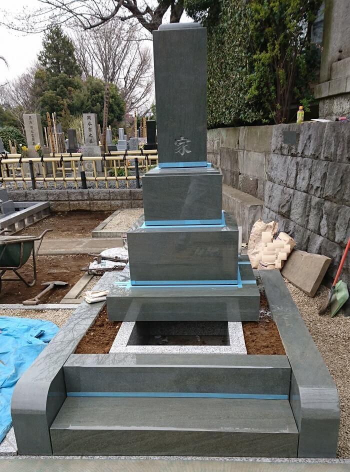 本小松石墓石2017050411