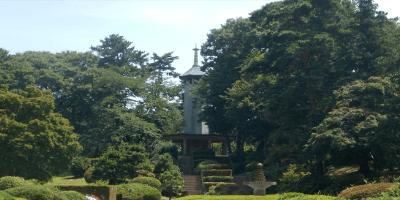 八柱霊園 墓石 本小松石
