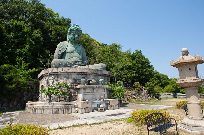 本小松石墓石 鵯越墓園17