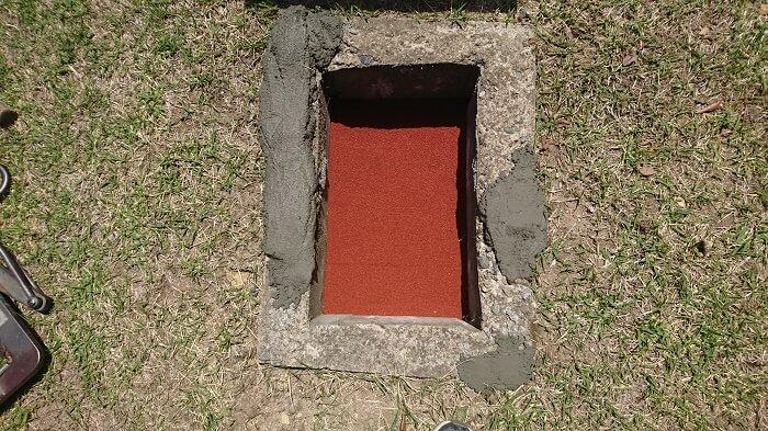 本小松石墓石 鵯越墓園7