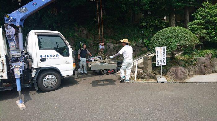 本小松石墓石 和型墓石 神奈川県横浜市 2