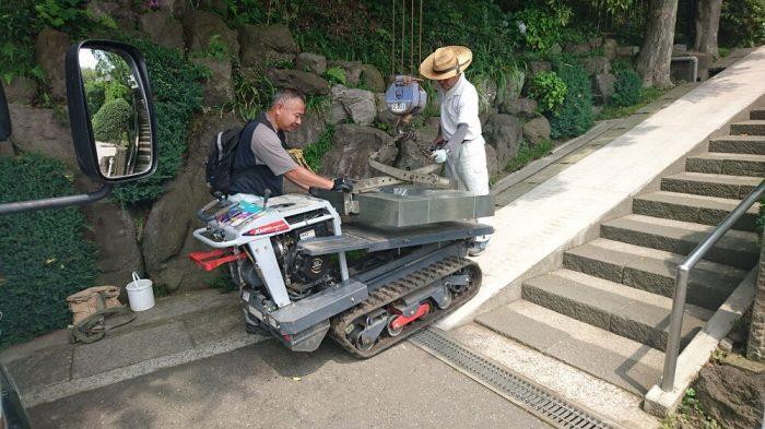 本小松石墓石 和型墓石 神奈川県横浜市 4