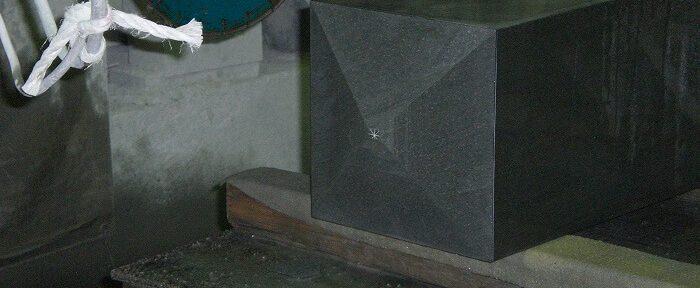 本小松石のお墓 国産墓石 和型2017080703