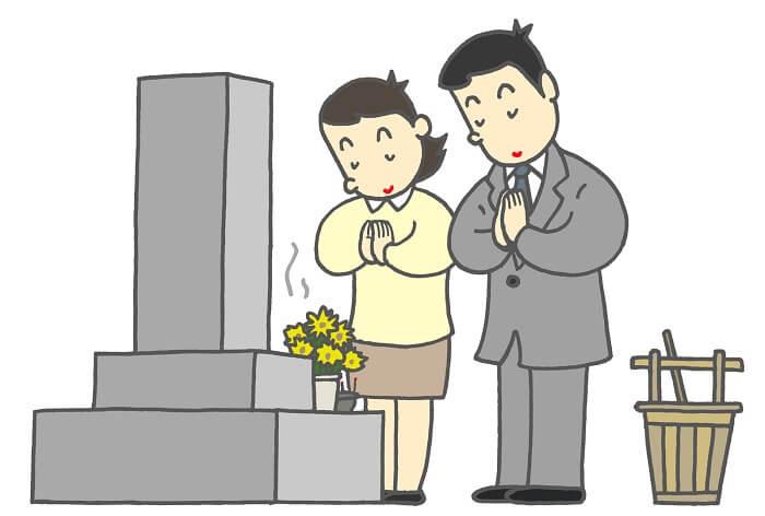 本小松石墓石 和型墓石 国産墓石 2017090602
