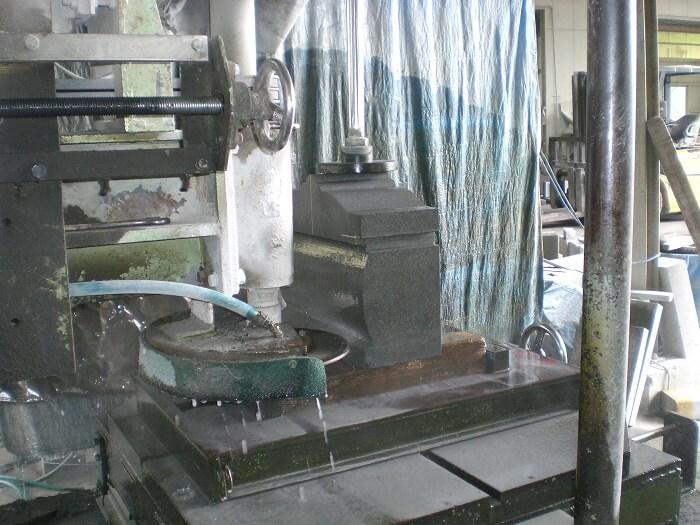 墓石 本小松石墓石 宮前型香炉2017111901