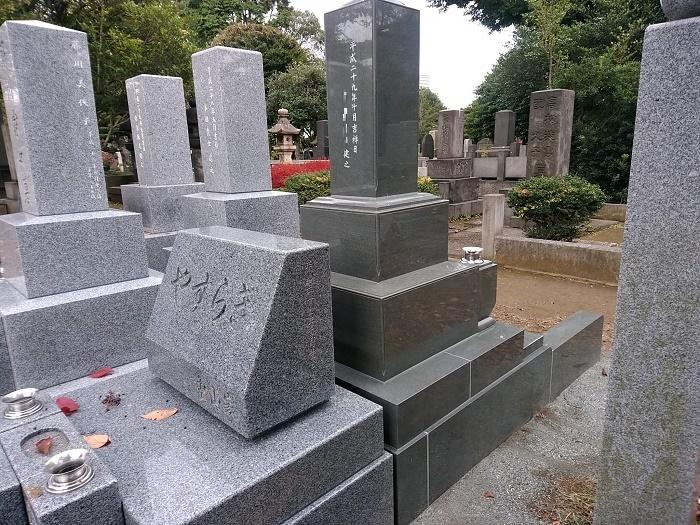 墓石 国産墓石 本小松石和型墓石 2018012907