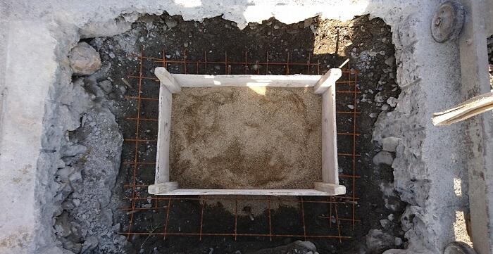墓石 国産墓石 本小松石 和型墓石2018011604