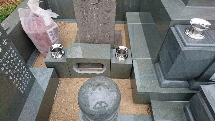 墓石 本小松石墓石 和型墓石 2018060111