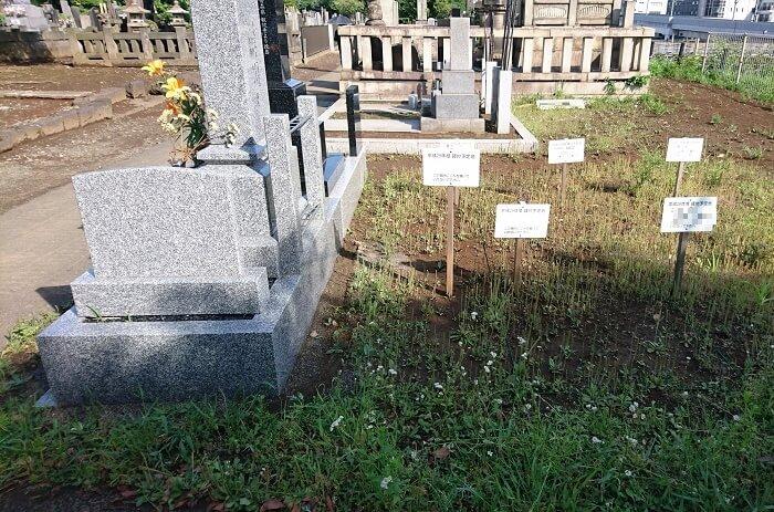 墓石 本小松石 和型墓石 2018081101
