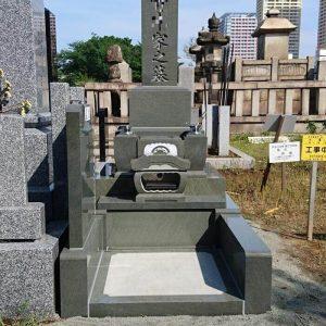 墓石 本小松石 和型墓石 2018081114