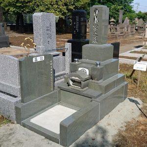 本小松石 墓石 国産 2018080806