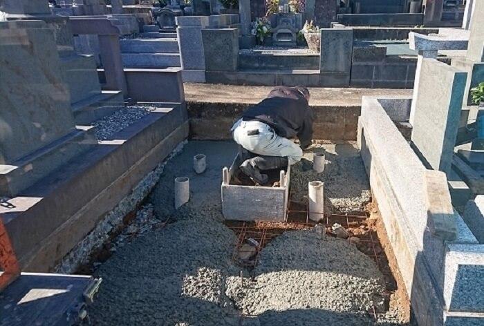 本小松石墓石 和型墓石 2019011304