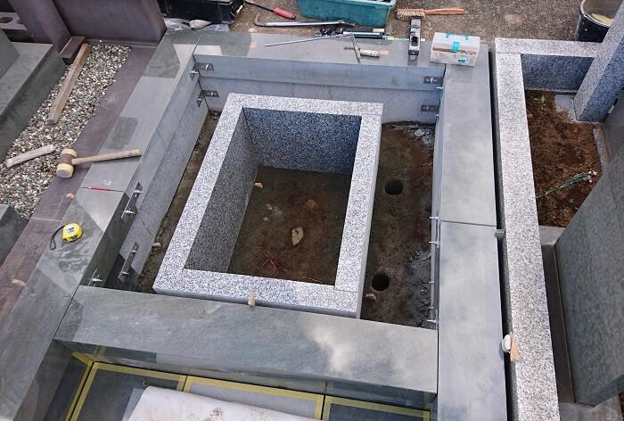 本小松石墓石 和型墓石 2019011311