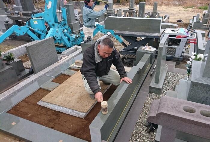 本小松石墓石 和型墓石 2019011313