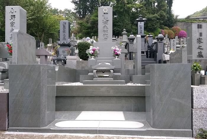 本小松石墓石 和型墓石 2019011323