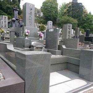 本小松石墓石 和型墓石 2019011324