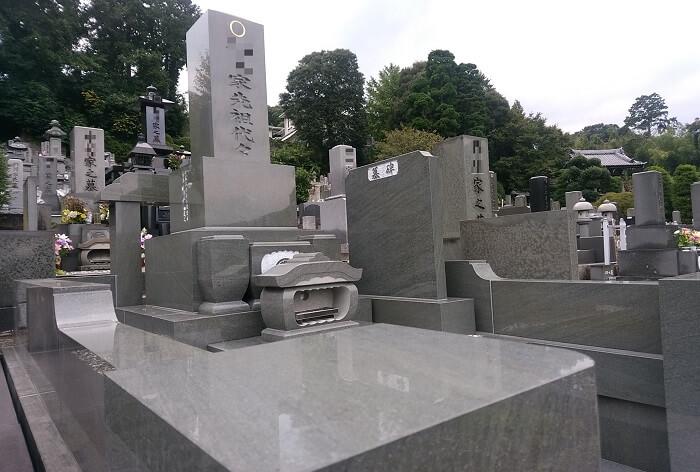 本小松石墓石 和型墓石 2019011322