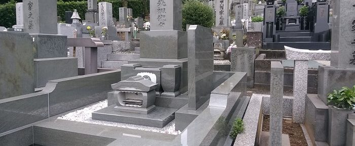 本小松石墓石 和型墓石 2019011321